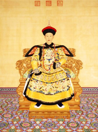Giuseppe+Castiglione+-+The+Qianlong+Emperor+in+Court+Dress.jpg