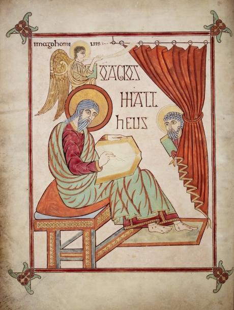evangeliaire Lindisfarne vers 715.jpg