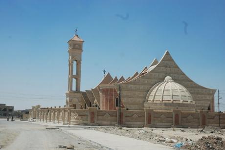 Irak - L'église de Qaraqosh.jpg
