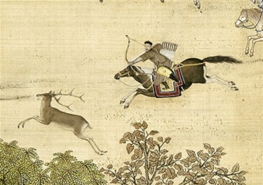 GiuseppeCastiglioneLangShining-Hunting-Journey-on-Horseback-c1740.jpg