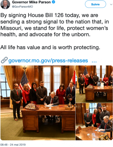 Screenshot_2019-05-27 Governor Mike Parson sur Twitter By signing House Bill 126 today, we are sending a strong signal to t[...].png