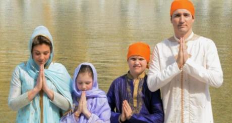 Screenshot-2018-2-23 Le Premier ministre canadien Justin Trudeau moqué pour sa diplomatie de la mode en Inde - Fdesouche.png