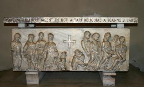 9765_-_Sant'Ambrogio_-_Sarcofago_SS._Nabore_e_Felice,_sec._VI-VII-_Foto_Giovanni_Dall'Orto_-_25-Apr-2007.jpg
